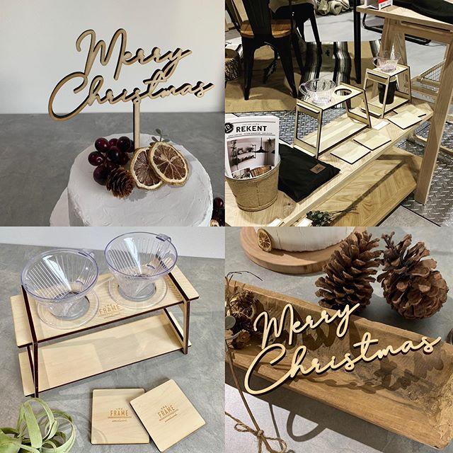 今日のREKENT!fieldstyleでは、REKENTのオンラインストア@the_frame_woodwork に多くの方にお立ち寄り頂き本当にありがとうございました!日頃の感謝の気持ちを込めて、the frame のアカウントにてクリスマスプレゼント企画を開催しています!ぜひご応募ください♡・・・#theframewoodwork #theframe #rekent #woodwork  #オリジナル家具  #インテリア  #デザイン #インテリア雑貨 #アウトドア  #キャンプギア #アウトドア用品 #木工 #木工家具 #木工作家 #木製雑貨 #フォトアイテム #クリスマスケーキ #クレイケーキ #ケーキトッパー #クリスマスレターバナー #レターバナー #クリスマスプレゼント #プレゼント企画 #クリスマスプレゼント企画